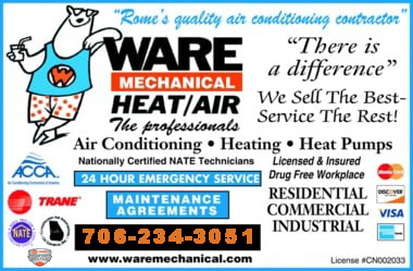 Rome's HVAC Specialists!